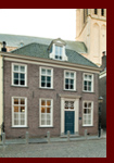 Ott Fine Arts situated in Doesburg, the Netherlands at the Roggestraat 7