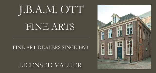 Buying and selling antiques and fine arts in Zutphen, the Netherlands